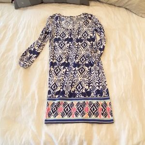 EUC XXS Mini T-shirt Dress